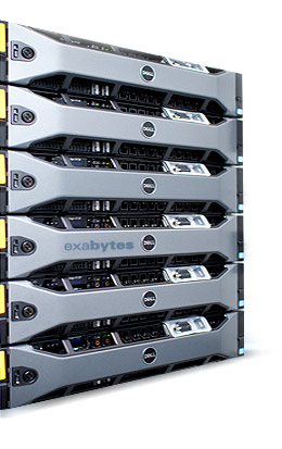 Why Exabytes Dedicated Server?